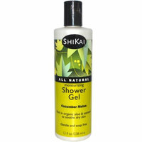 Shikai Products Shikai Moisturizing Shower Gel Cucumber Melon 12 fl oz