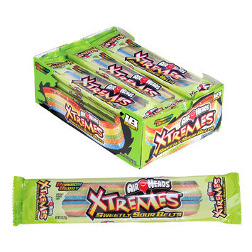 Air Heads Xtremes Sweetly Sour Belts
