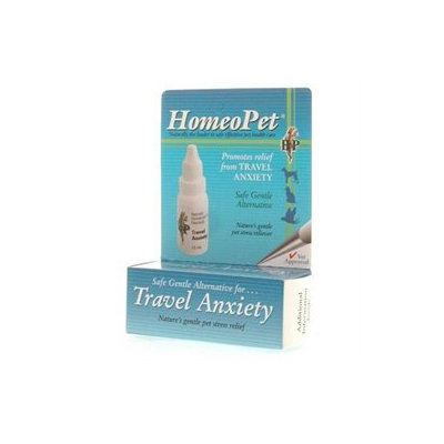 HomeoPet Travel Anxiety for Pets 15 ml.