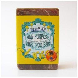 Knotty Boy - All-Purpose Shampoo Bar Tahitian Vanilla - 4 oz.