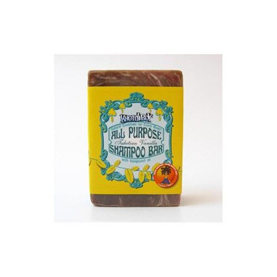Knotty Boy - All-Purpose Shampoo Bar Tahitian Vanilla - 4 oz.