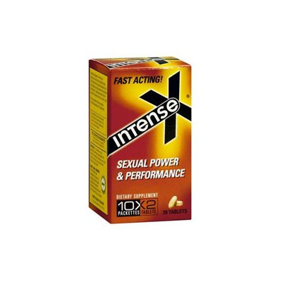 Emerson Healthcare Intensex Sexual Energy Booster