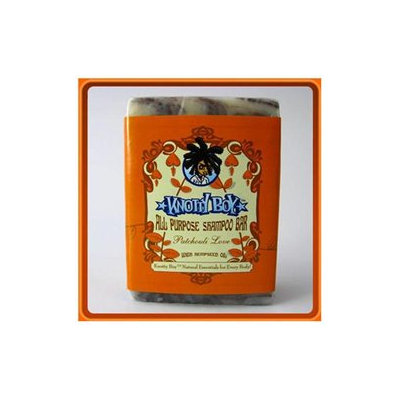 Knotty Boy - All-Purpose Shampoo Bar Patchouli Love - 4 oz.