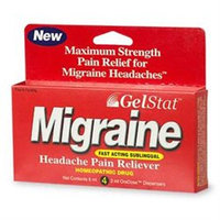 Windmill Health Products - GelStat Migraine - 4 Doses