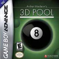 Ignition Entertainment Archer MacLean's 3D Pool