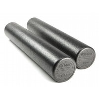 Ecowise 83313 36 in. High Density Foam Roller Firm- Black
