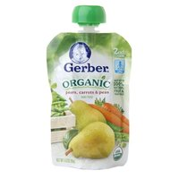 Gerber 2nd Foods Organic Baby Food Pouches