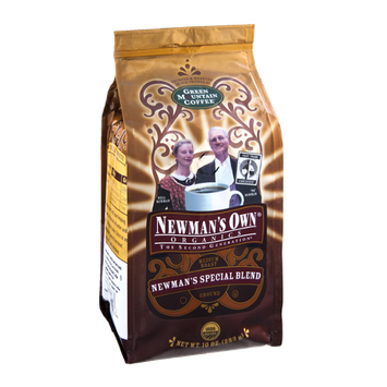 Green Mountain Coffee Newman's Own Organics Newman's Special Blend Medium Roast Ground Coffee