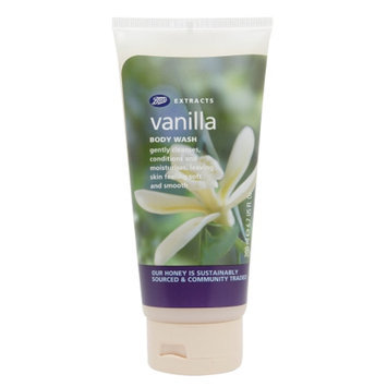 Boots Extracts Extracts Body Wash - Vanilla - 6.7 oz