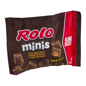 Rolo Minis Chewy Caramels in Milk Chocolate