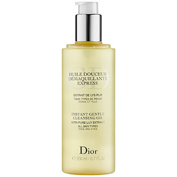 Dior Instant Gentle Cleansing Oil 6.7 oz