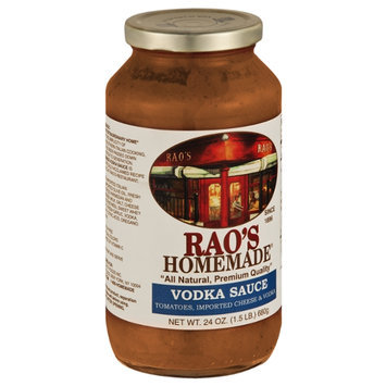 Rao's Homemade All Natural Vodka Sauce