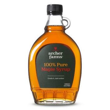 Archer Farms Pure Grade A Dark Amber Maple Syrup