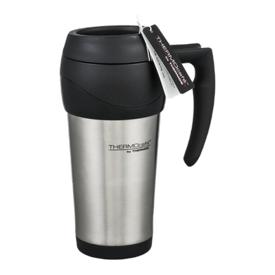 Thermos ThermoCafe Stainless Steel Foam Insulated Travel Mug
