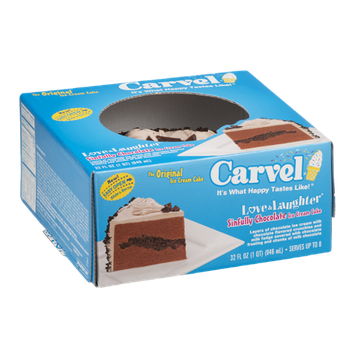 Carvel Ice Cream Cake Sinfully Chocolate