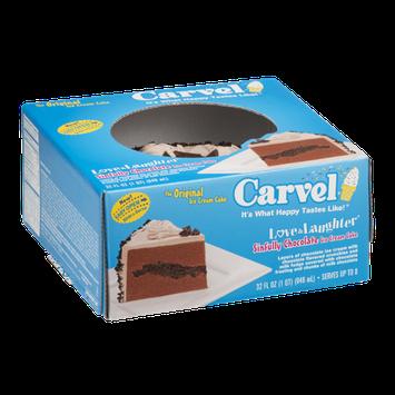 Carvel Ice Cream Cake Sinfully Chocolate