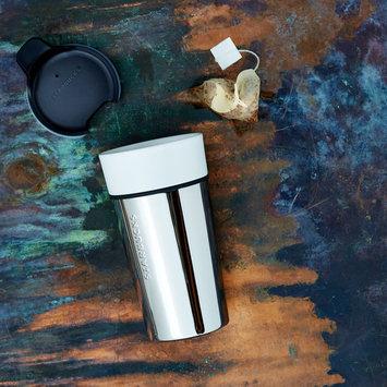 High-Polished Stainless Steel & Ceramic Tumbler, 12 fl oz Starbucks Drinkware
