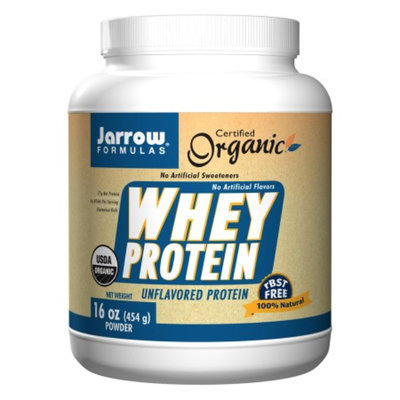 Jarrow Formulas Organic Whey Protein