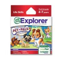 LeapFrog Enterprises Inc. LeapFrog Explorer Learning Game: Pet Pals 2: Best of Friends