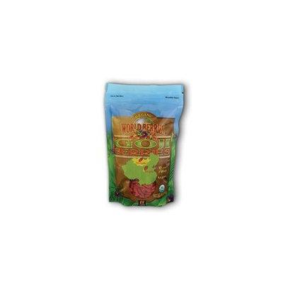 Goji Berries Organic World Berries 4 oz Bag