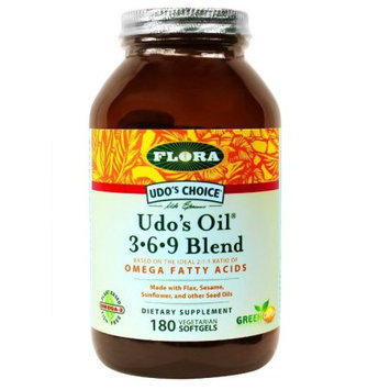 Udo's Choice - Udo's Oil 3-6-9 Blend Capsules - 180 count