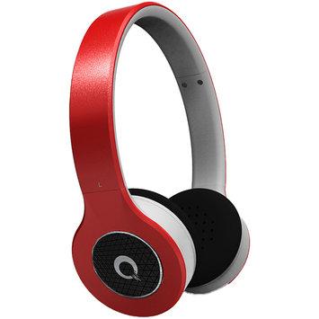 Club Electronics Quantum FX Stereo Headphones Red