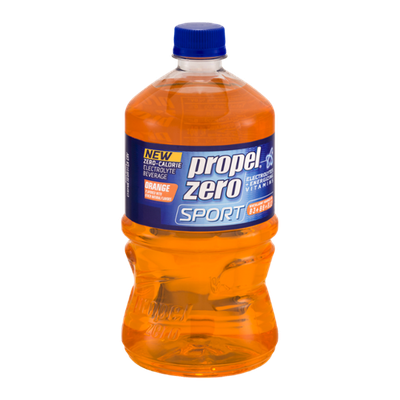 Propel Zero Sport Electrolyte Zero-Calorie Beverage Orange