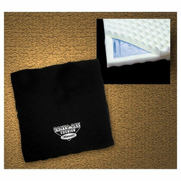 Mason Medical Products Wheelchair Gel Cushion with Convoluted Foam
