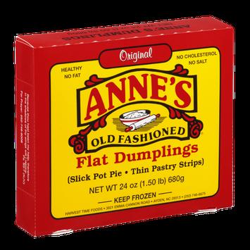 Anne's Old Fashioned Flat Dumplings Original