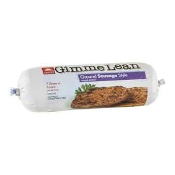 Lightlife Gimme Lean Veggie Protein Ground Sausage Style