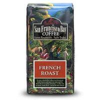 San Francisco Bay Coffee Whole Bean, French Roast, 12 Ounce