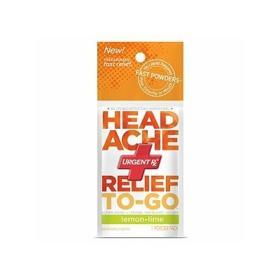 UrgentRx® Headache Relief to Go Powders