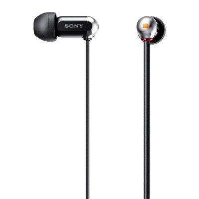 Sony Balanced Armature Headphones - Black (XBA1)