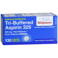 Walgreens Buffered Aspirin Tablets