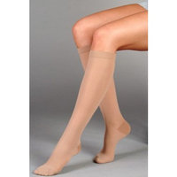 Juzo Basic Knee High 30-40mmHg Open Toe, I, beige