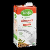 Pacific Organic Unsweetened Almond - Original