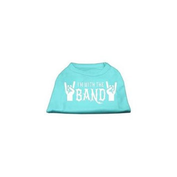 Ahi With the Band Screen Print Shirt Aqua XXL (18)