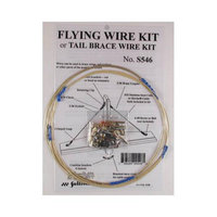 546 Flying Wires Bracing Kit