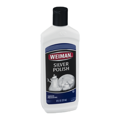 Weiman Silver Polish Tarnish Preventing