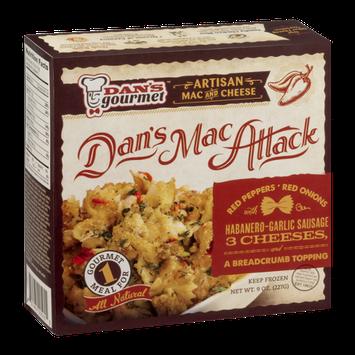 Dan's Gourmet Artisan Mac and Cheese Dan's Mac Attack