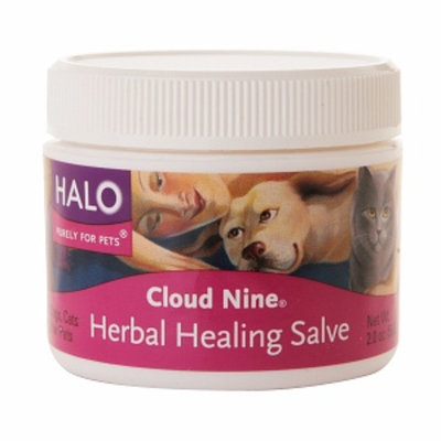 Halo, Purely For Pets Cloud Nine Natural Herbal Healing Salve