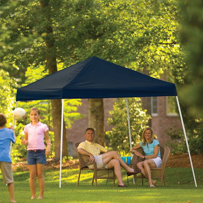 North American Outdoor Products Shelter Logic 10x10 Pop-up Canopy Black Cover & North American Outdoor Products Shelter Logic 10x10 Pop-up Canopy ...