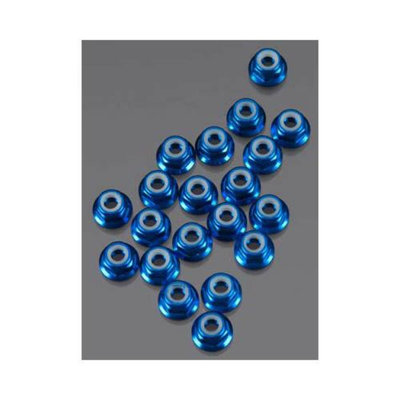 PD1304 Locknut Blue M4 (20)