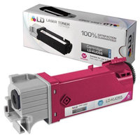 LD Compatible Toner to replace Dell KU055 (310-9064) High Yield Magenta Toner Cartridge for your Dell 1320c / 1320 Color Laser Printer