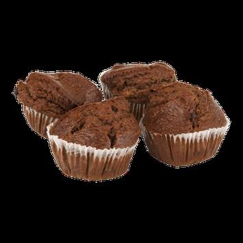 Ahold Raisin Brand Muffins - 4 CT