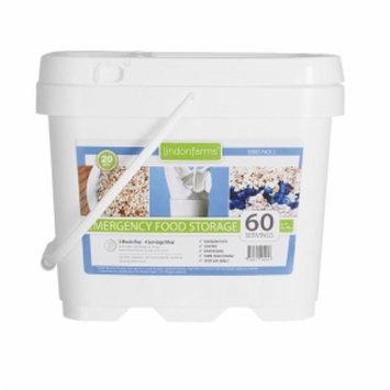 Lindon Farms Food Storage Kit Granola & Milk, 60 Servings, 1 ea