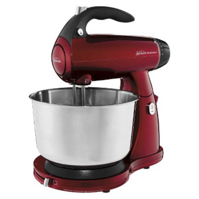 Sunbeam Mixmaster Stand Mixer- Candy Apple Red