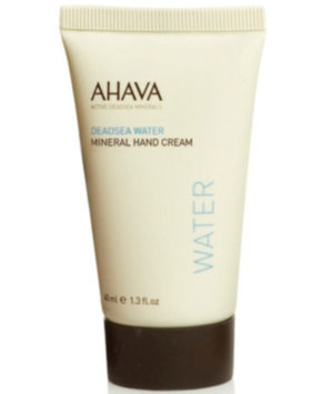 AHAVA Deadsea Water Mineral Hand Cream - Travel Size