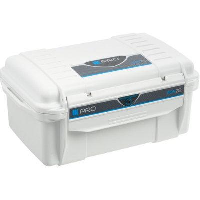 UK Pro GoPro-Specific POV 20 Case White, One Size