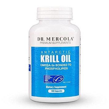 Mercola, Krill Oil - 180 Capsules